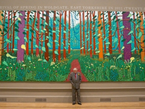 arts & videos – david hockney