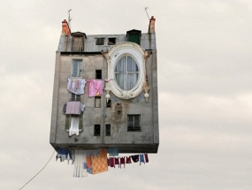 arts & videos – flying houses